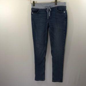 Justice Super Skinny Jean Leggings Size 14